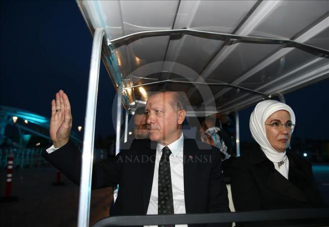 EXPO 2016 Antalya açılış töreni 2