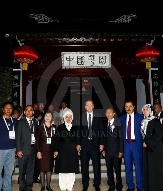 EXPO 2016 Antalya açılış töreni 3
