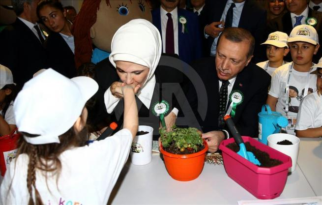 EXPO 2016 Antalya açılış töreni 8