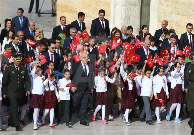 23 Nisan Ulusal Egemenlik ve Çocuk Bayramı 10