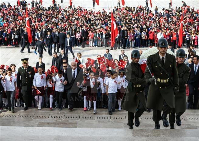 23 Nisan Ulusal Egemenlik ve Çocuk Bayramı 14