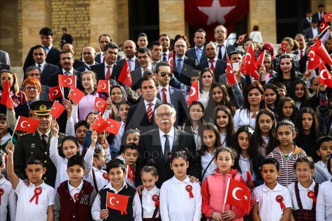 23 Nisan Ulusal Egemenlik ve Çocuk Bayramı 6