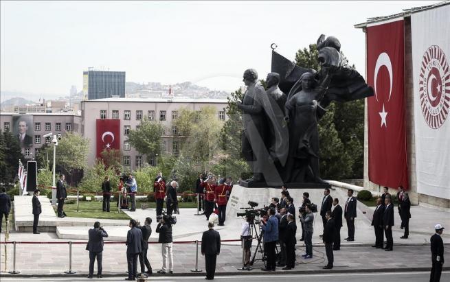23 Nisan Ulusal Egemenlik ve Çocuk Bayramı 8