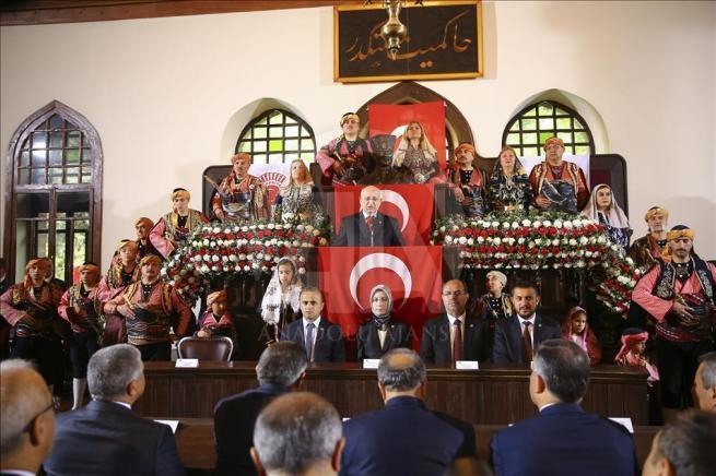 Birinci Büyük Millet Meclisinde anma töreni 6