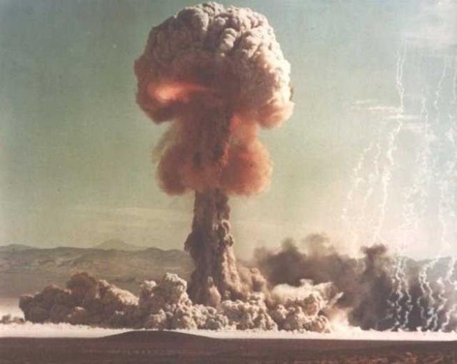 İşte nükleer silahlara sahip ülkeler 18