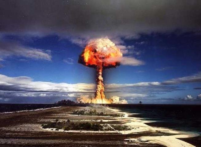 İşte nükleer silahlara sahip ülkeler 21
