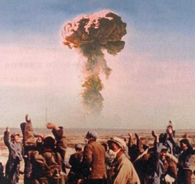İşte nükleer silahlara sahip ülkeler 34