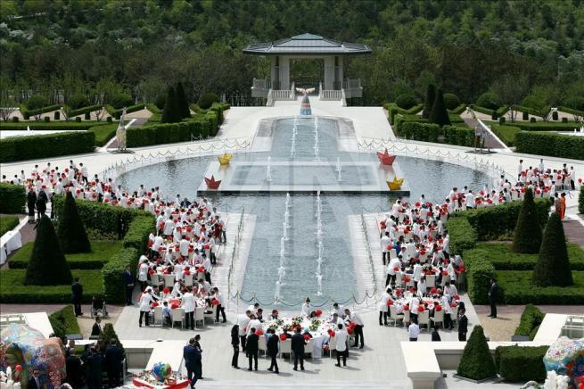 Cumhurbaşkanı Erdoğan, 81 ilden gelen çocukları kabul etti 3