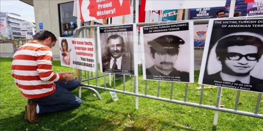 Ermenilerden Los Angeles'ta protesto