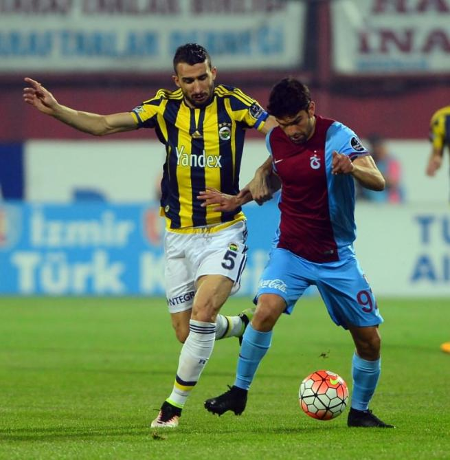 Dünya basını olaylı Trabzonspor-Fenerbahçe derbisini böyle yazdı. 14
