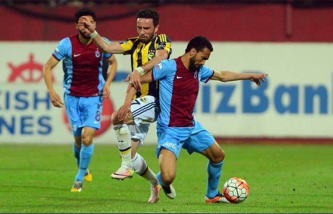 Dünya basını olaylı Trabzonspor-Fenerbahçe derbisini böyle yazdı. 15