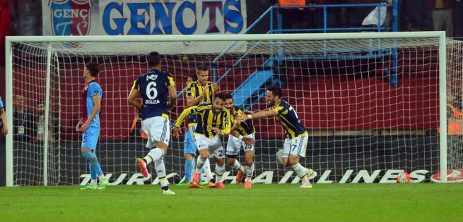 Dünya basını olaylı Trabzonspor-Fenerbahçe derbisini böyle yazdı. 19