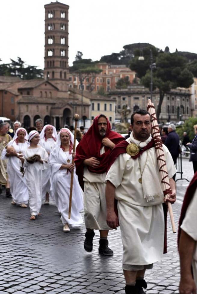 Roma'nın 2 bin 769'uncu doğum günü 1