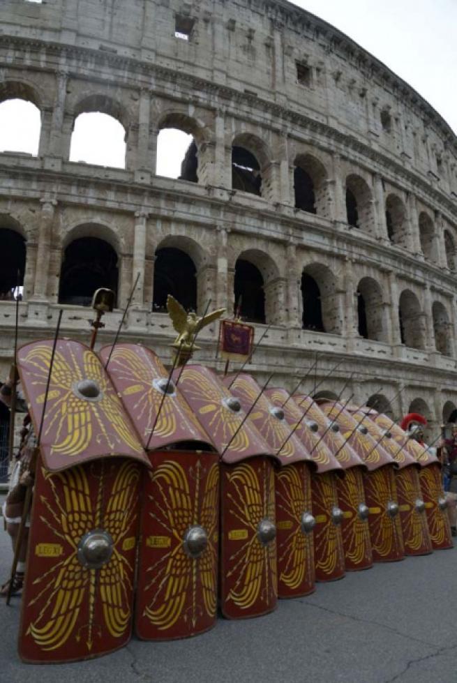 Roma'nın 2 bin 769'uncu doğum günü 14