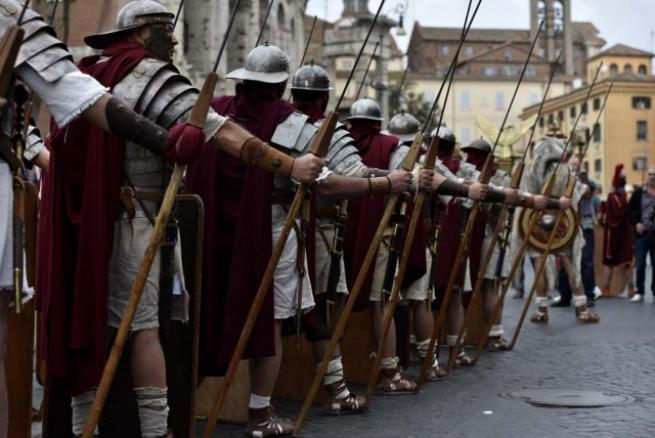 Roma'nın 2 bin 769'uncu doğum günü 2
