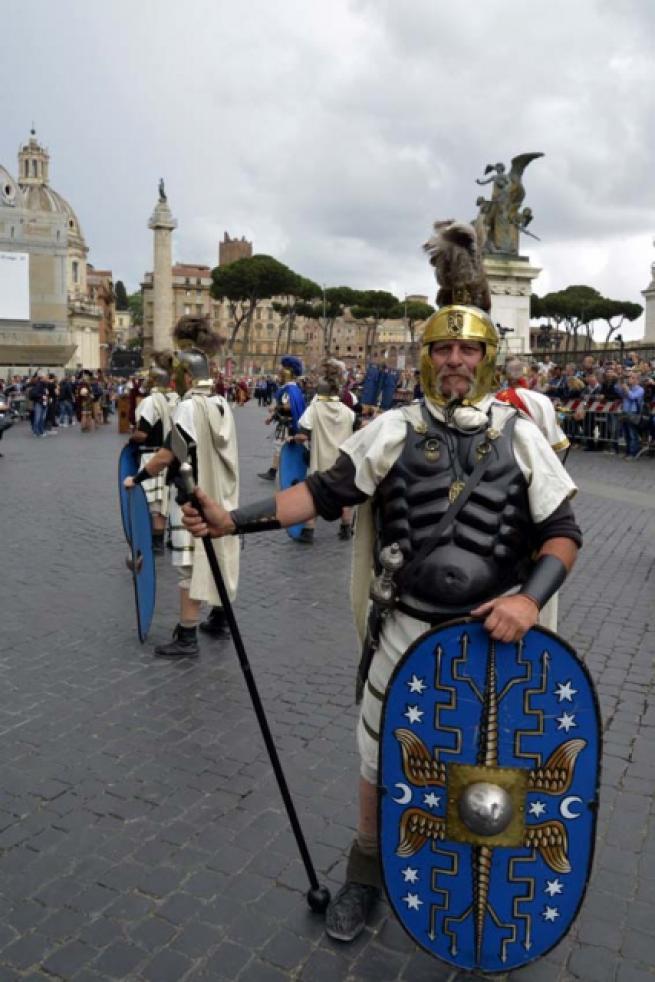 Roma'nın 2 bin 769'uncu doğum günü 5