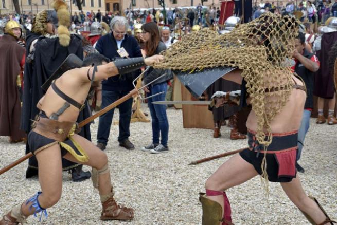 Roma'nın 2 bin 769'uncu doğum günü 6