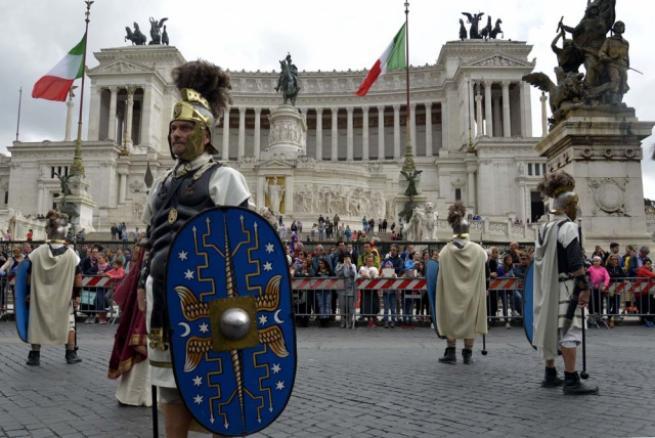 Roma'nın 2 bin 769'uncu doğum günü 9
