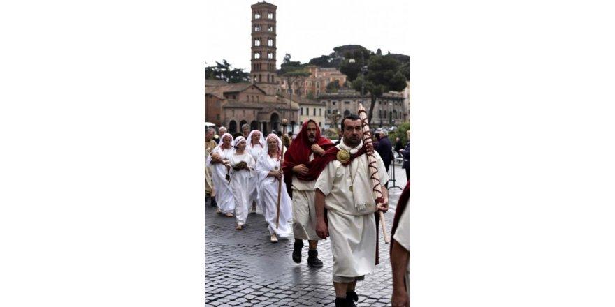 Roma'nın 2 bin 769'uncu doğum günü