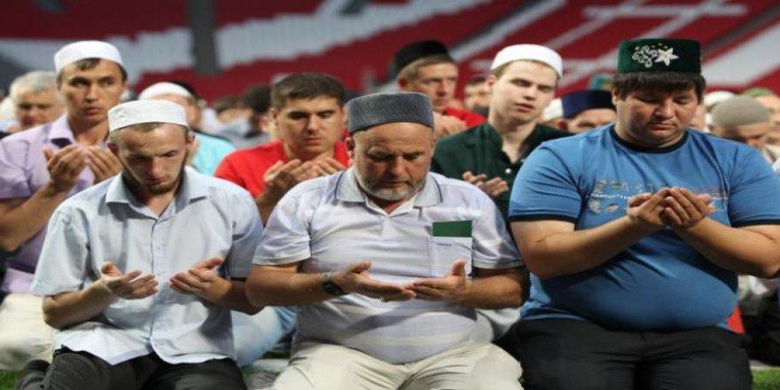 Tataristan'da iftar rekoru