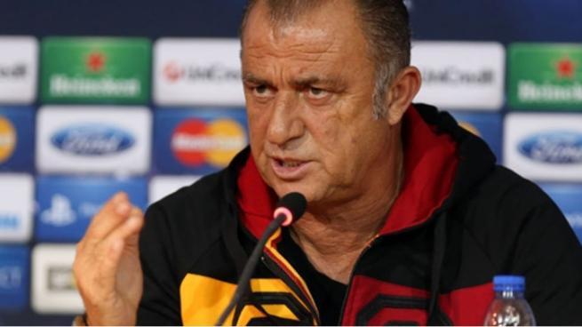 Fatih Terim Galatasaray'da! 1