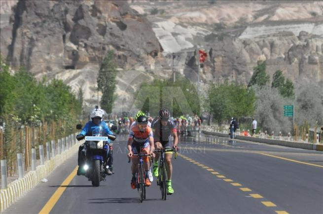 52. Cumhurbaşkanlığı Bisiklet Turu 1