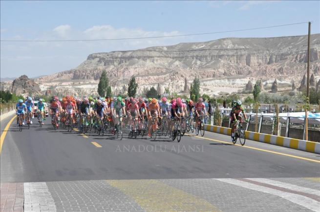 52. Cumhurbaşkanlığı Bisiklet Turu 2