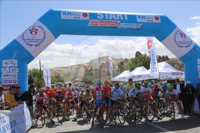 52. Cumhurbaşkanlığı Bisiklet Turu 3