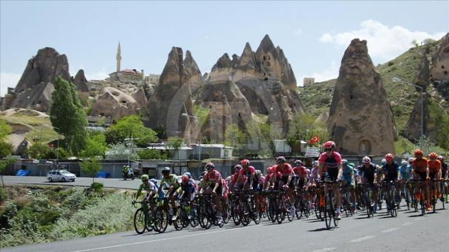 52. Cumhurbaşkanlığı Bisiklet Turu 4