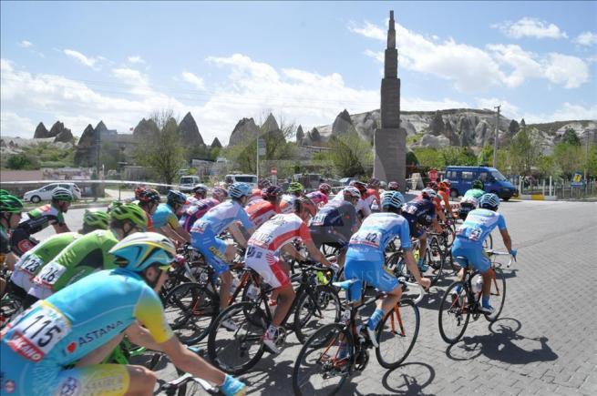 52. Cumhurbaşkanlığı Bisiklet Turu 5
