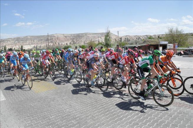 52. Cumhurbaşkanlığı Bisiklet Turu 6