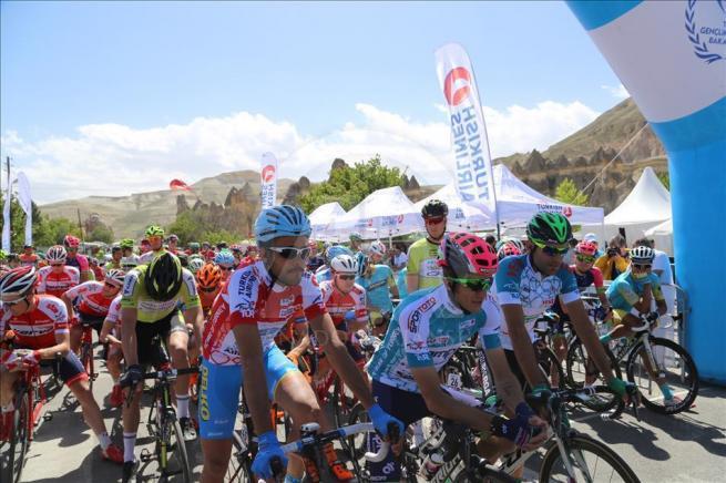 52. Cumhurbaşkanlığı Bisiklet Turu 7