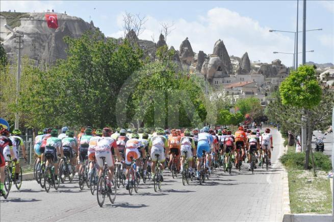52. Cumhurbaşkanlığı Bisiklet Turu 8