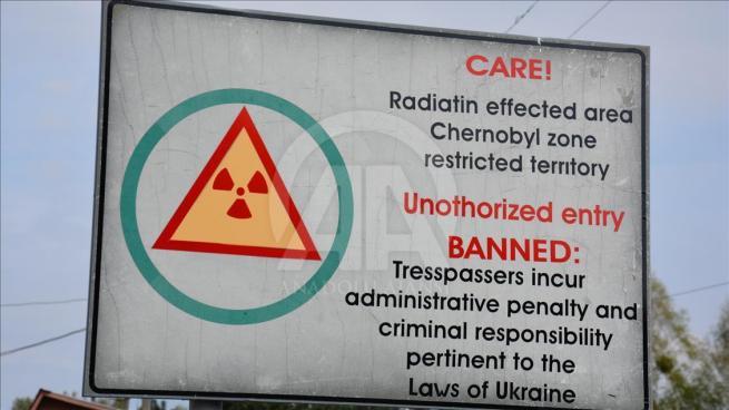 Dünyanın en büyük nükleer felaketi Çernobil'in üzerinden 30 yıl geç 1