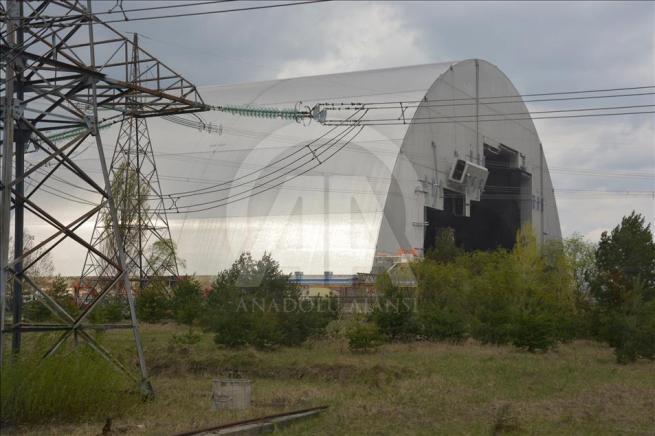 Dünyanın en büyük nükleer felaketi Çernobil'in üzerinden 30 yıl geç 2
