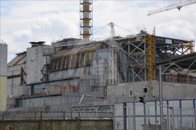 Dünyanın en büyük nükleer felaketi Çernobil'in üzerinden 30 yıl geç 3