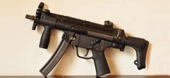 TSK envanterinde bulunan MKE üretimi silahlar 1