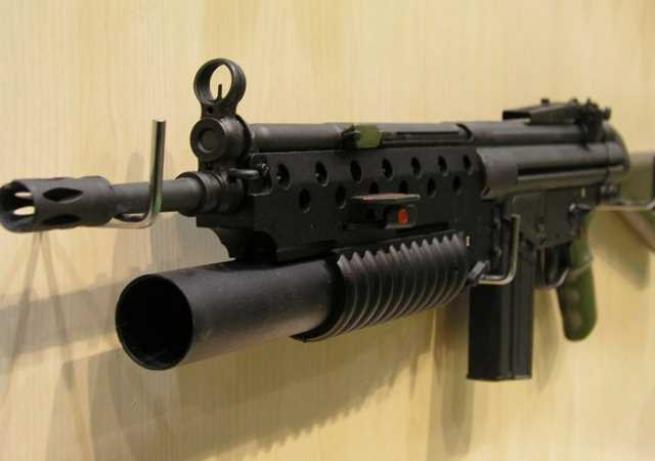 TSK envanterinde bulunan MKE üretimi silahlar 16
