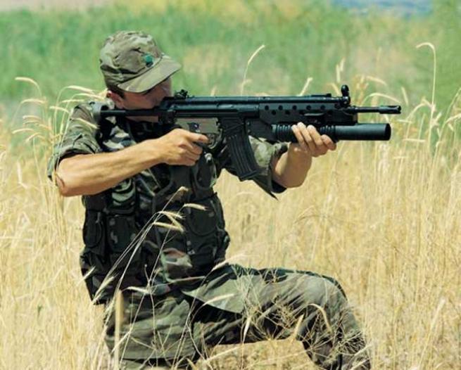 TSK envanterinde bulunan MKE üretimi silahlar 17