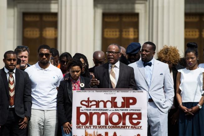 Baltimore olaylarının yıldönümü 2