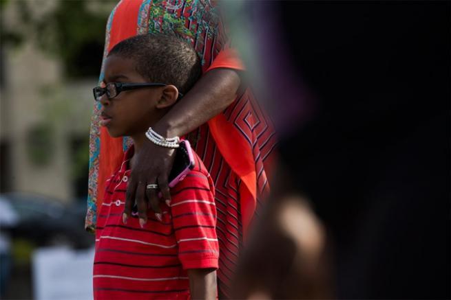 Baltimore olaylarının yıldönümü 5