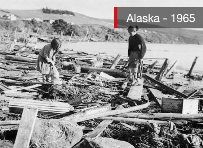 Tarihin Kaydedilmiş En Büyük 9 Depremi 2