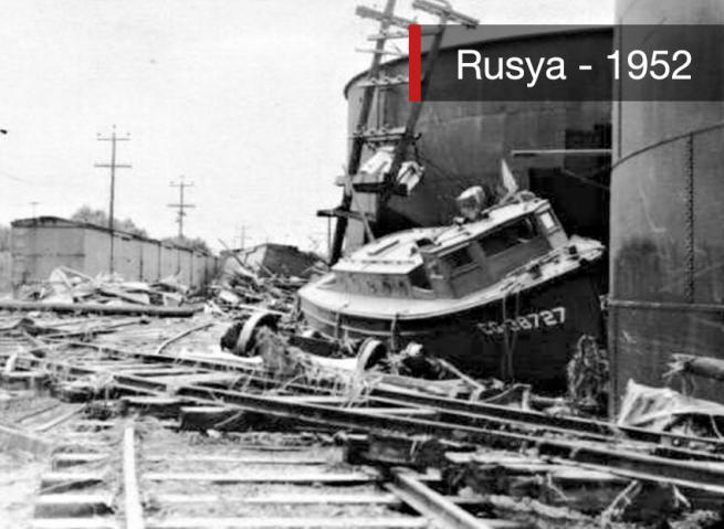 Tarihin Kaydedilmiş En Büyük 9 Depremi 5