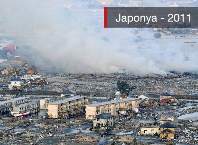 Tarihin Kaydedilmiş En Büyük 9 Depremi 6