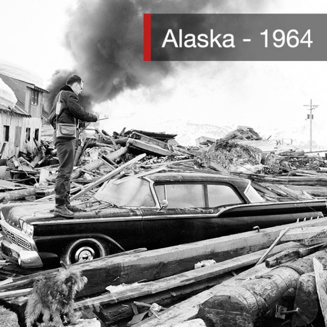 Tarihin Kaydedilmiş En Büyük 9 Depremi 8