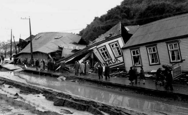 Tarihin Kaydedilmiş En Büyük 9 Depremi 9