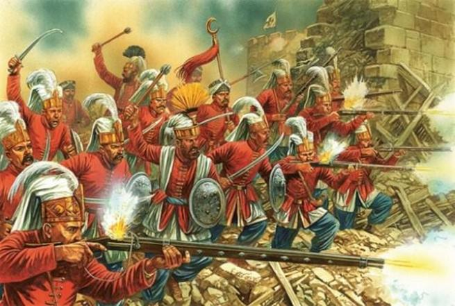 Tarihin en büyük savaşçıları 1