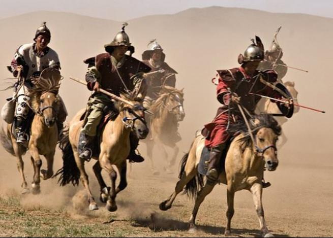 Tarihin en büyük savaşçıları 13