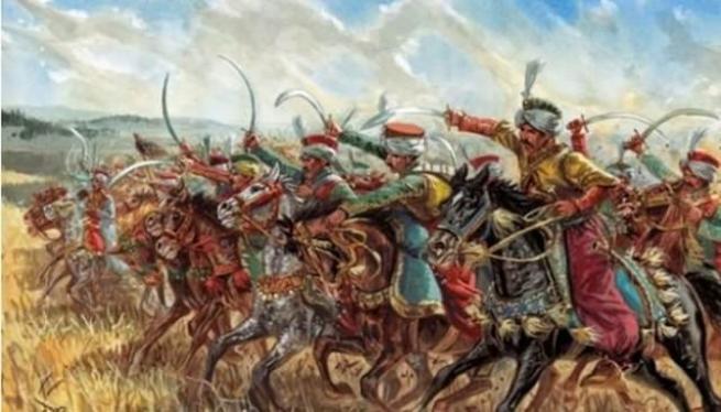 Tarihin en büyük savaşçıları 4
