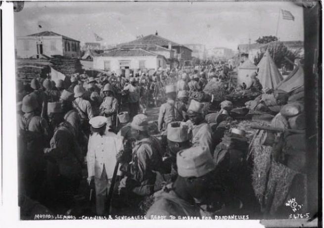ABD arşivinden görmediğiniz Osmanlı 14